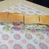 Photo taken at Jersey Mike's Subs by Ken C. on 5/11/2012