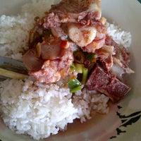 Photo taken at Rumah makan ibu wati by Dejones 9. on 6/13/2012
