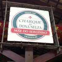 Photo taken at Charque da Dona Neuza by Luana O. on 7/29/2012