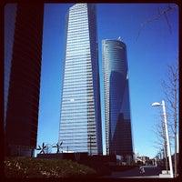 Foto tomada en Hotel Eurostars Madrid Tower por Jose enrique R. el 3/11/2012