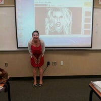 Photo taken at Monsieur Lute's French Class by Terran W. on 5/17/2012