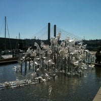 Photo taken at Museum of Glass by Valerie M. on 8/25/2012