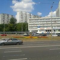 Снимок сделан в Голосеевская площадь пользователем Майя П. 7/12/2012