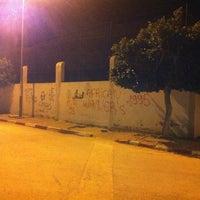Photo taken at Tennis Club Boumhel by DAH B. on 3/4/2012