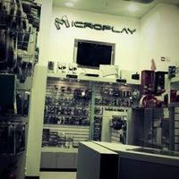 Photo taken at Microplay Mall Plaza El Trebol by josecarlos r. on 7/12/2012