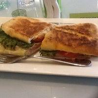 Photo taken at Panteca Gourmet Express by Fer L. on 7/3/2012