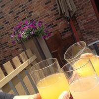 Photo taken at soho chicken + whiskey by Tammy W. on 5/13/2012