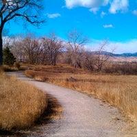 Photo taken at Niwot Loop by Boulder Running on 2/4/2012