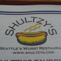 Photo taken at Shultzy's Sausage by Don B. on 5/19/2012