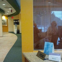 Photo taken at First Virginia Community Bank by Eric G. on 8/10/2012