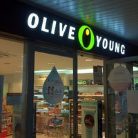 Photo taken at OLIVE YOUNG by Do Hyun J. on 4/21/2012