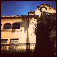 Photo taken at Museu Henriqueta Catharino by Marcelo R. on 8/29/2012