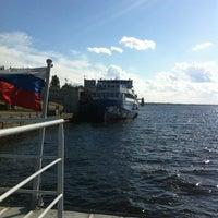 Photo taken at Samara River Terminal by Victor K. on 8/24/2012