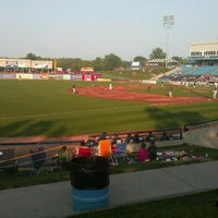 Photo taken at Fifth Third Ballpark by Amy G. on 7/5/2012
