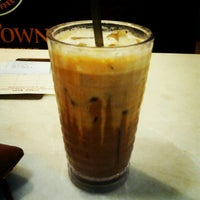 Photo taken at OldTown White Coffee by EiQa A. on 5/1/2012
