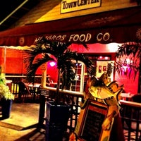 Photo taken at Milagros Food Company by Natalie W. on 3/30/2012