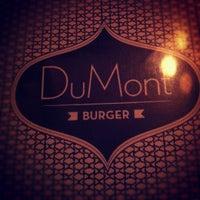 Photo taken at DuMont Burger by Karina R. on 5/26/2012