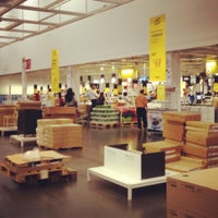 Photo taken at IKEA by Gordon B. on 8/21/2012