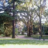 Photo taken at Parco del Popolo by Chiara on 5/5/2012