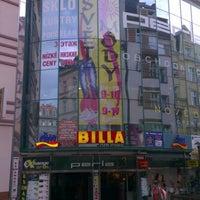 Photo taken at Billa by Ilja S. on 8/8/2012