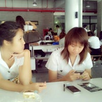 Photo taken at Lecture Hall 4 by Sararat K. on 6/29/2012