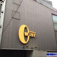 Photo taken at TSUTAYA O-WEST by ケーエム on 7/14/2012