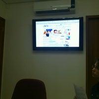 Photo taken at WSI Marketing Digital by Gustavo P. on 5/8/2012