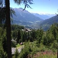 Das Foto wurde bei Bellwald - Ihr Schweizer Ferienort von René J. am 8/11/2012 aufgenommen