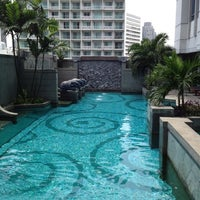Photo taken at Majestic Grande Hotel by takakoji on 8/15/2012