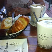 Photo taken at Paris Bakery & Cafe by Diana H. on 8/18/2012