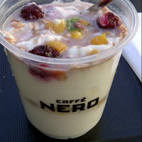 Photo taken at Caffé Nero by Nihan Ö. on 9/9/2012