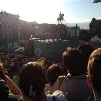 Photo taken at Большие Игры МегаФона by Valera on 5/27/2012