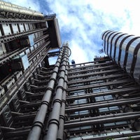 Photo taken at Lloyd's of London by Jiri K. on 7/19/2012