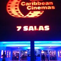 Photo taken at Caribbean Cinemas by Anastasiya B. on 4/9/2012