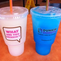 Photo taken at Dunkin' Donuts by Hector C. on 6/22/2012