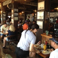 Photo taken at The Black Dog Tavern by Michael P. on 8/18/2012
