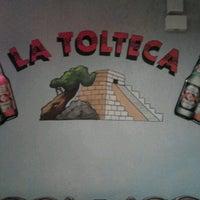 Photo taken at La Tolteca by Jevin on 9/9/2012