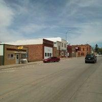 Photo taken at Emerson, Nebraska by John N. on 4/24/2012