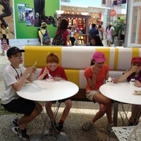 Photo taken at Pinkberry by Laura N. on 8/4/2012