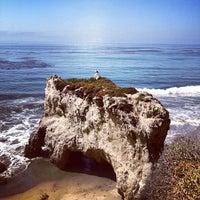 Photo taken at El Matador State Beach by Davaish S. on 4/9/2012