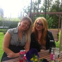 Photo taken at Maakylä by Henna K. on 5/16/2012