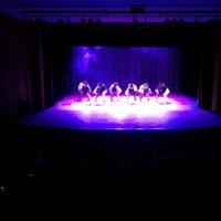 Photo taken at Teatro Municipal Severino Cabral by Alana F. on 9/10/2012