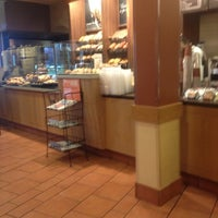 Photo taken at Panera Bread by Claudia K. on 7/10/2012