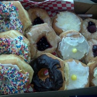 Photo taken at Granny's Gourmet Donuts by Justin H. on 3/17/2012