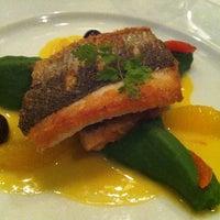 Photo taken at Restaurant Gary Danko by Dmitry D. on 6/9/2012