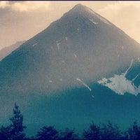 Photo taken at Hudson Mountain by Maureen on 7/26/2012