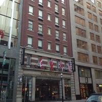 Photo taken at 33 Yonge St by Yana on 6/17/2012