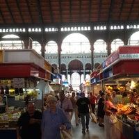 Foto tomada en Mercado de Atarazanas por Luis R. el 6/12/2012