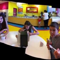 Photo taken at Twisted Fruit Frozen Yogurt by Jeff H. on 7/20/2012