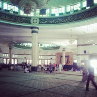Photo taken at Armed Forces Mosque by Hany H. on 7/20/2012